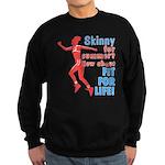 Fit For Life Sweatshirt (dark)