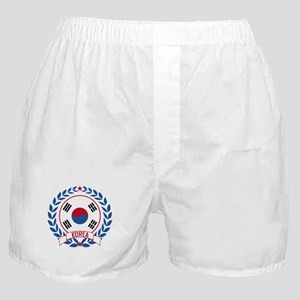 Korea Wreath Boxer Shorts