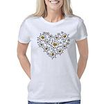 I (heart) edelweiss Women's Classic T-Shirt