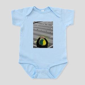 Oregon Ducks Fan Infant Bodysuit