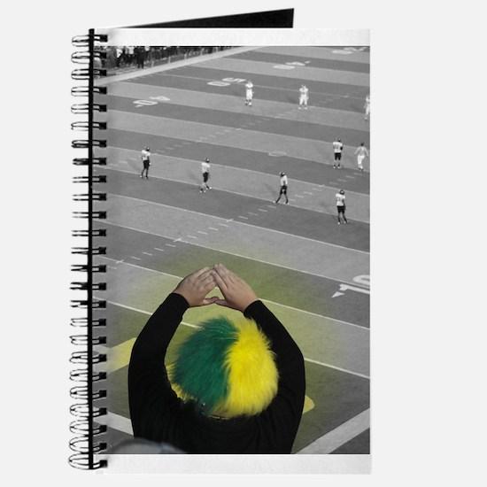 Oregon Ducks Fan Journal