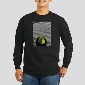 Oregon Ducks Fan Long Sleeve Dark T-Shirt