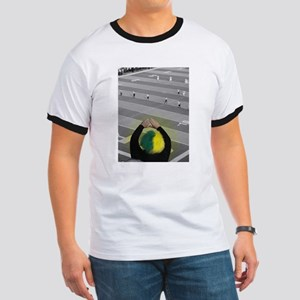 Oregon Ducks Fan Ringer T