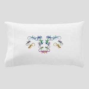 Lizzards Pillow Case