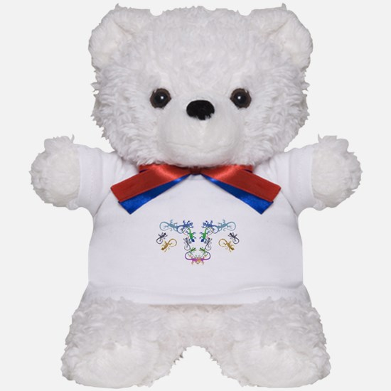Lizzards Teddy Bear
