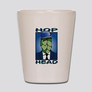 Hop Head Shot Glass