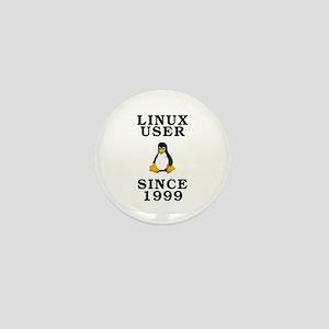 Linux user since 1999 - Mini Button