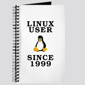 Linux user since 1999 - Journal