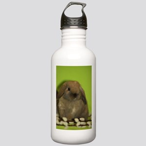 """Bunny 9"" Stainless Water Bottle 1.0L"