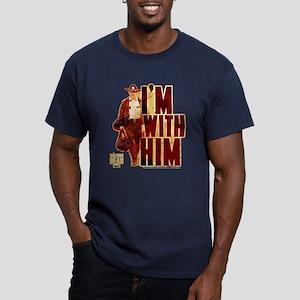 Walking Dead Team Grimes Men's Fitted T-Shirt