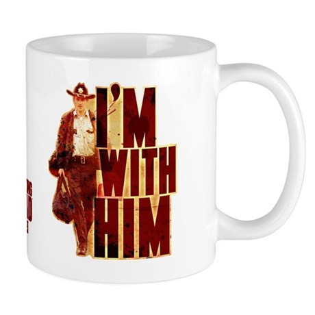 Walking Dead Team Grimes Mug