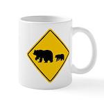 Bear Migration CA Mug