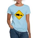 Bear Migration CA Women's Light T-Shirt