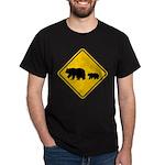 Bear Migration CA Dark T-Shirt