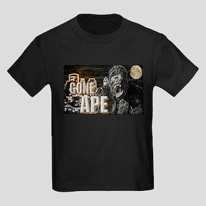 gone ape Kids Dark T-Shirt