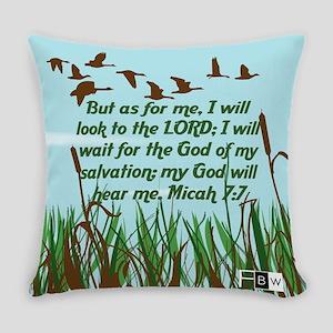Flying Ducks Everyday Pillow