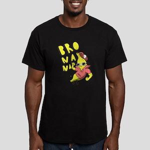 Bronana Men's Fitted T-Shirt (dark)