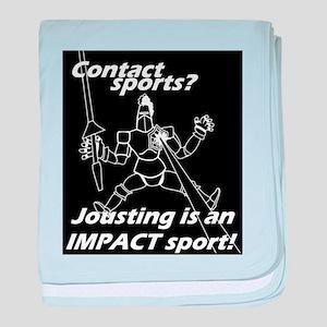 Impact Sport baby blanket