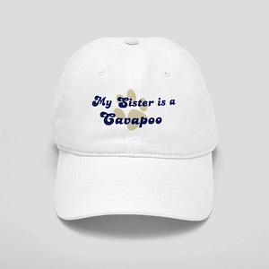 My Sister: Cavapoo Cap