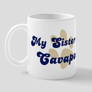 My Sister: Cavapoo Mug
