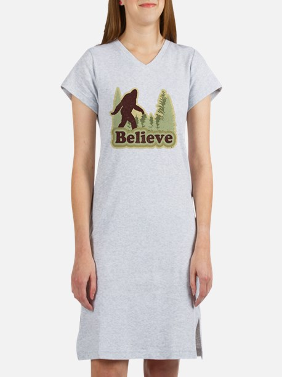 Believe Women's Nightshirt