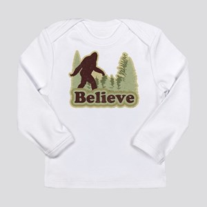 Believe Long Sleeve Infant T-Shirt