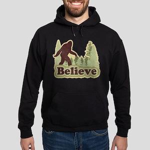 Believe Hoodie (dark)