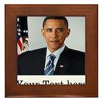 Custom Photo Design Framed Tile