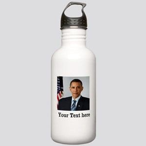 Custom Photo Design Stainless Water Bottle 1.0L