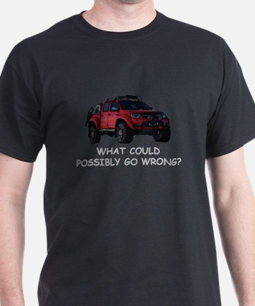 2-TG hilux copy T-Shirt