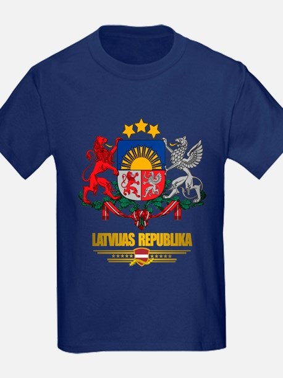 """""""Latvia COA"""" T"""