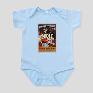 The Mole People Infant Bodysuit