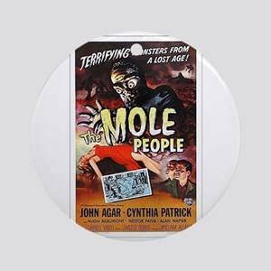 The Mole People Ornament (Round)