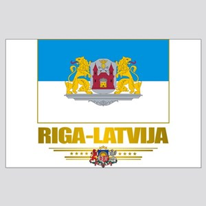 """Riga"" Large Poster"