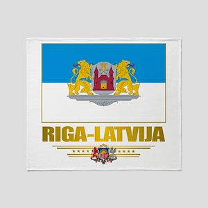 """Riga"" Throw Blanket"