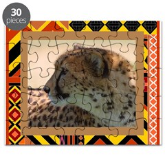 Cheetah #2 Puzzle