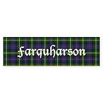 Tartan - Farquharson Sticker (Bumper 50 pk)