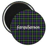 Tartan - Farquharson Magnet