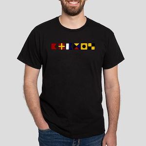 Nautical Brazil Dark T-Shirt