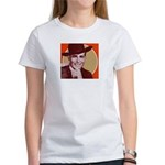 Bob Wills Classic Two Sided Women's T-Shirt