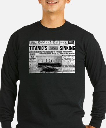Passengers Saved, Liner Sinking T