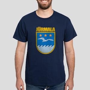 """Jurmala"" Dark T-Shirt"
