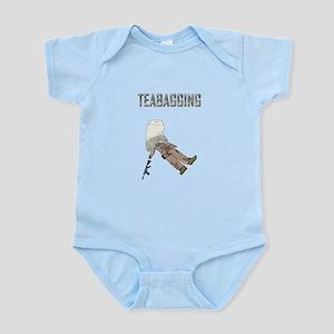 Teabagging Infant Bodysuit