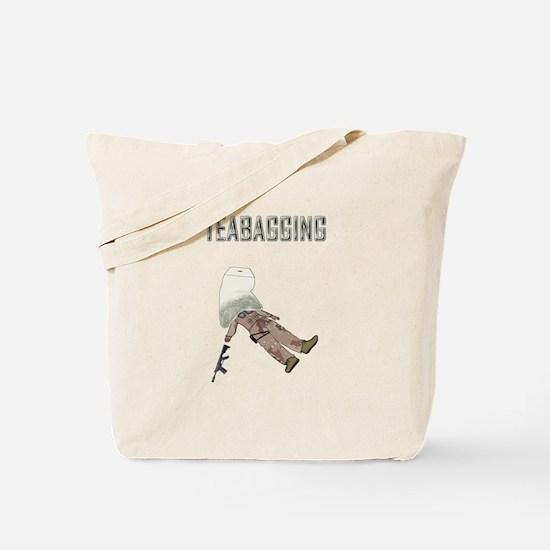 Teabagging Tote Bag