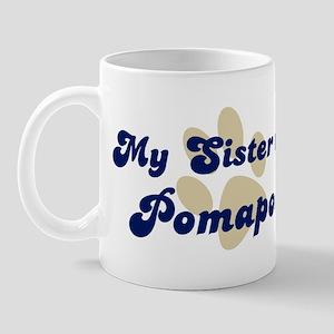 My Sister: Pomapoo Mug