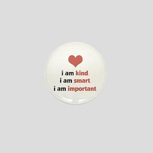 I Am Kind Mini Button