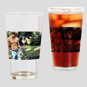 Man's Best Friend Drinking Glass