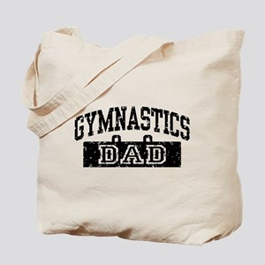 Gymnastics Dad Tote Bag