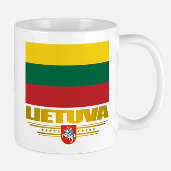 """""""Lithuania Pride"""" Mug"""