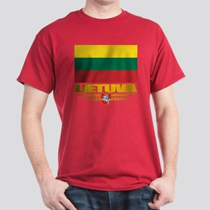 """Lithuania Pride"" Dark T-Shirt"